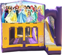 Disney Princess Purple Fun Time Combo