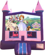Sofia the First Purple Castle
