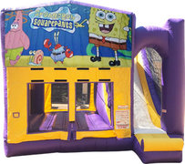 Sponge Bob Purple Fun Time Combo