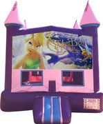 Tinkerbell Purple Castle