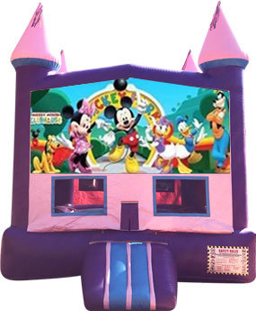 Mickey Mouse Clubhouse Purple Castle