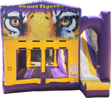 Geaux Tigers Purple FunTime Combo