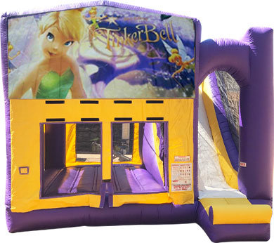 Tinkerbell Purple Fun Time Combo