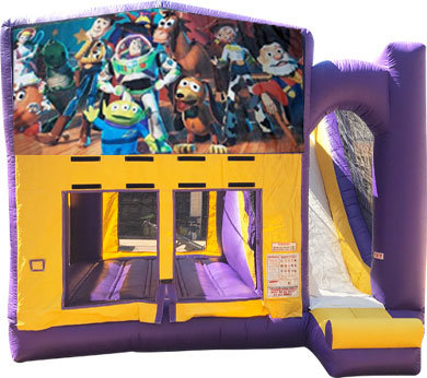 Toy Story Purple Fun Time Combo