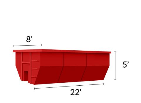 30 yard dumpster rental cicero