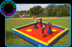 4 Man Gladiator Joust  $  DISCOUNTED PRICE
