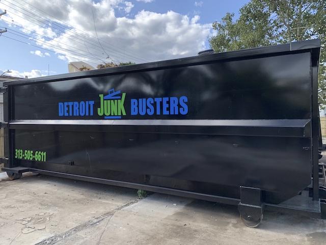 40 yard Dumpster Metro Detroit