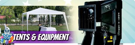Tent & Equipment Rentals