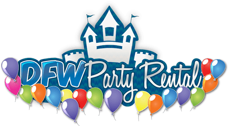 DFW Party Rentals Logo