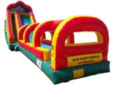inflatable slip & slides