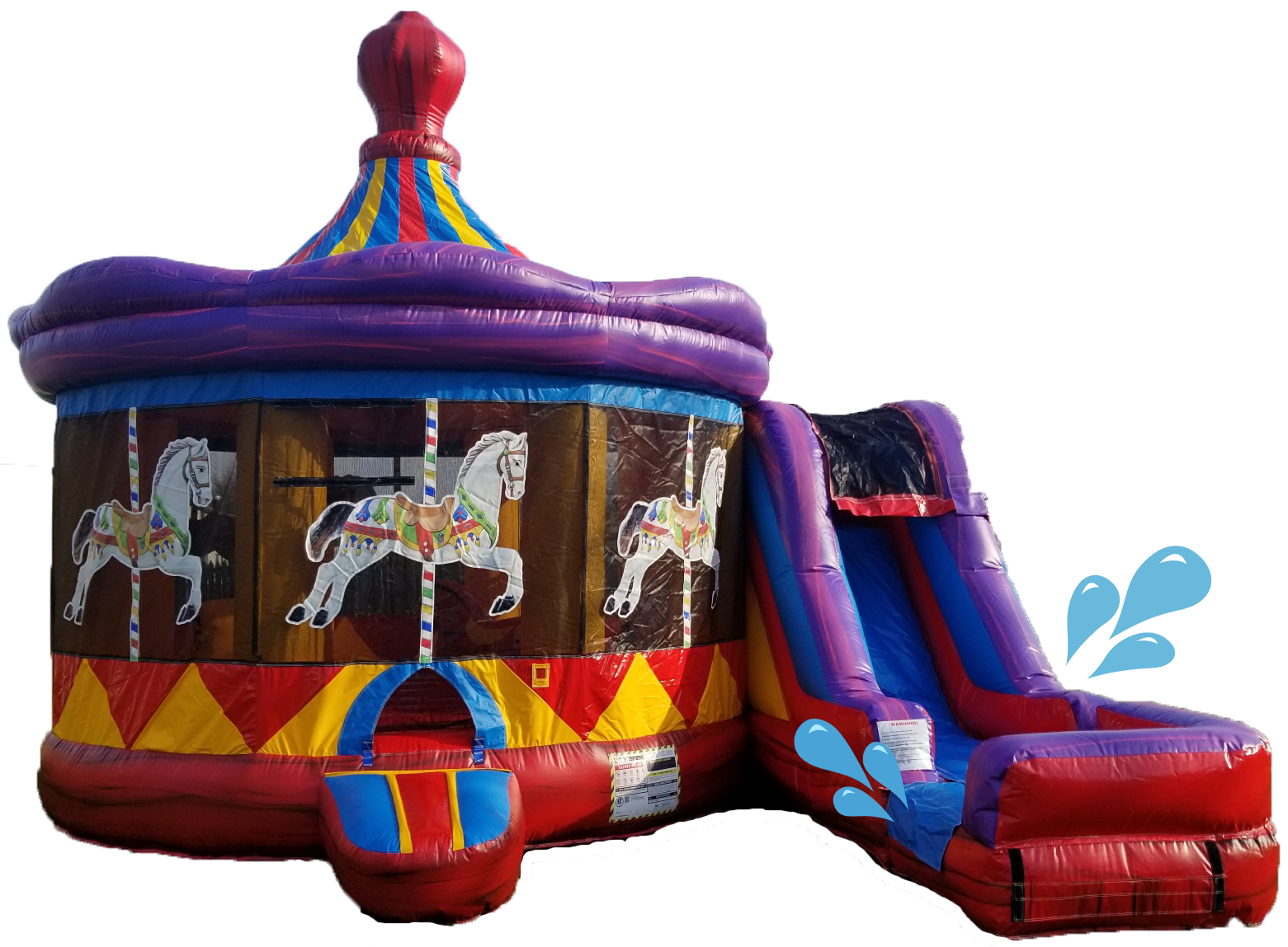 The Colony Bounce House Rentals