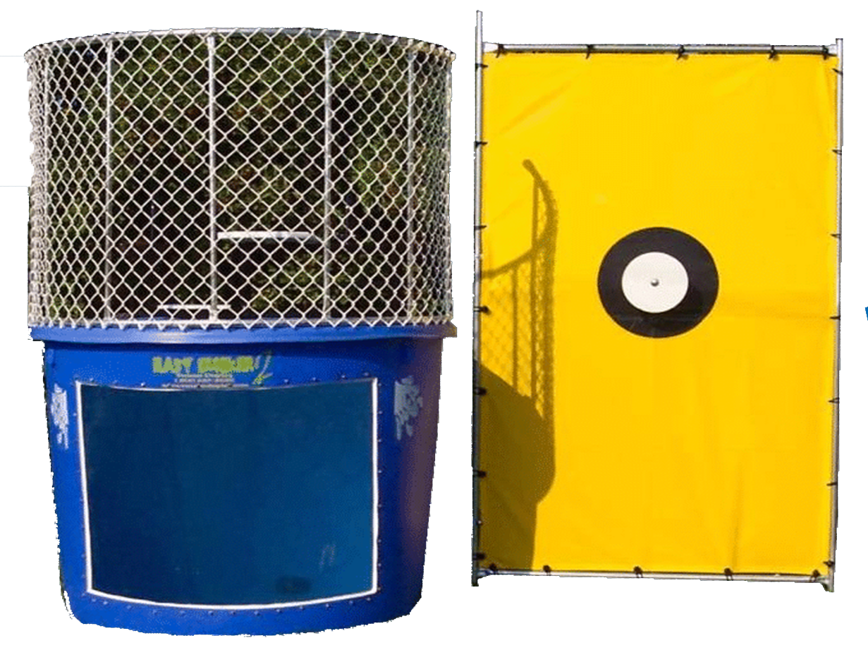 The Colony Dunk Tank Rental