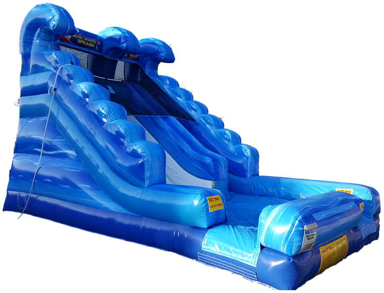 Frisco Water Slide Rentals