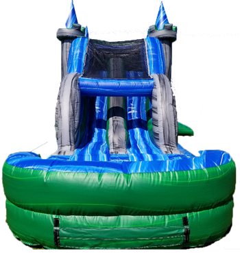 Emerald Castle Slide