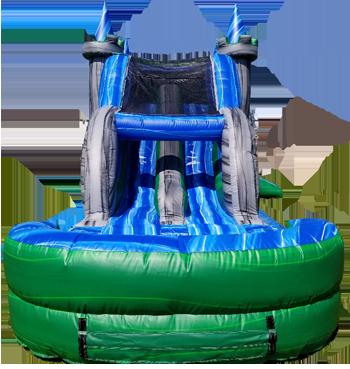 Emerald Castle Slide