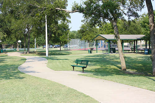 Denton Tx Park