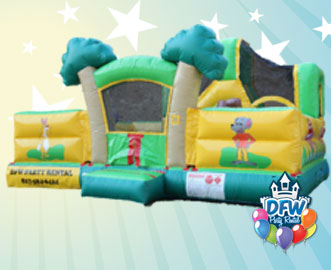 Toddler Bounce House Rentals