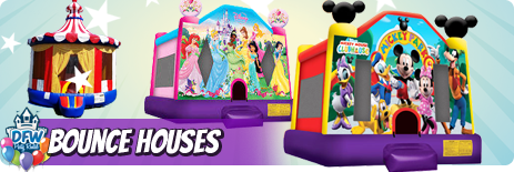 Bounce House Rental Lewisville