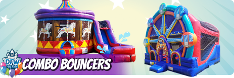 Combo Bounce House Rentals Coppell