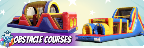 Obstacle Course Rental Plano