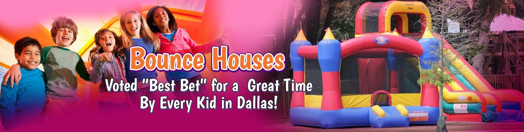 Bounce House Slider