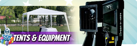 Tents and Equipment Plano