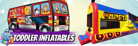 Toddler Inflatables Frisco