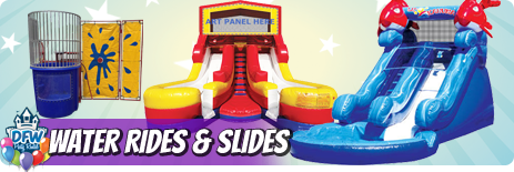 Water Slide Rental Prosper