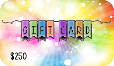 $250.00 Gift Card