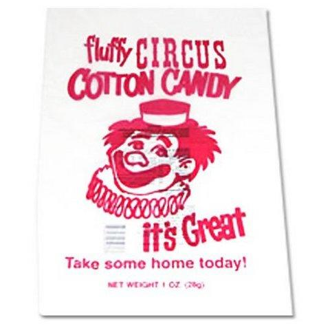 Cotton Candy Bags - 100