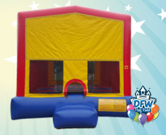 Theme-able Bounce House