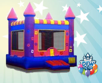 Princess Castle II Bounce House