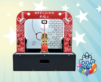 Wrecking Ball Carnival Game