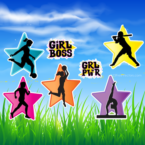 Girl Sports Half Pack Add-On Package