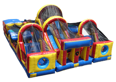 Adrynalyne Rush Obstacle Course