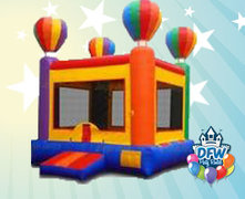 Hot Air Balloon Bounce House