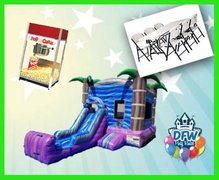Save $30 On a Bouncer with Slide Party Package