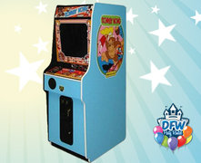Donkey Kong Upright Arcade Game