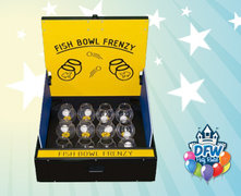 Fish Bowl Frenzy Carnival Game