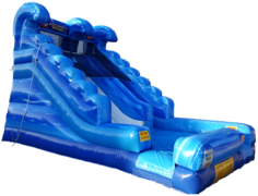 Lil' Wave & Splash Water Slide