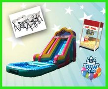 Save $40.00 On a Water Ride Party Package