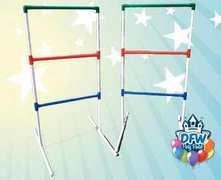 Jumbo Ladder Toss Game