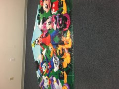 Banner Disney mickey mouse club