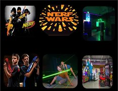 Nerf Wars party package $220 First 10 participants