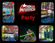 Ninja Party Package $190 First 10 participants