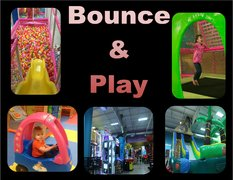 Bounce & Play Party Package $150 First 10 participants