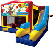 Bounce House w/Slide (Dry Only) 13 & Under
