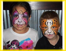 Englewood Face Painting