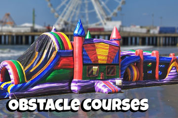 North Port Obstacle Course Rentals