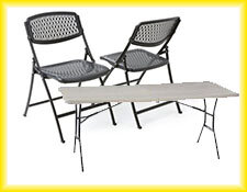 Englewood Chairs & Table Rentals